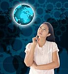woman-looking-world-technology-100191555